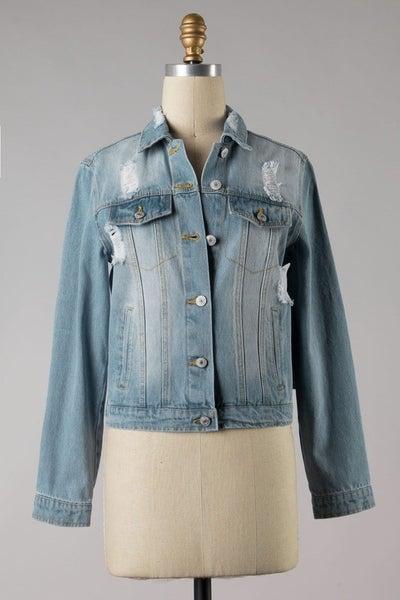 Dressed Distressed Jacket