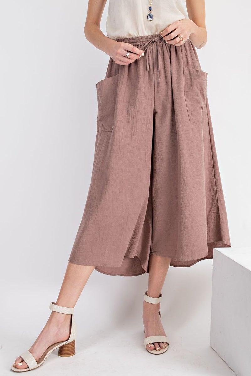 Choose Joy Wide Leg Pants