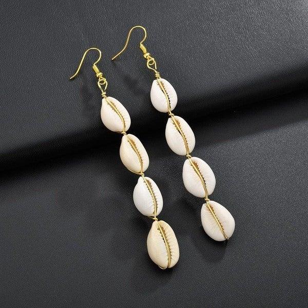 Getting Better Earrings - Shells