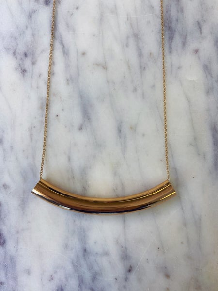 Going For Gold Necklace