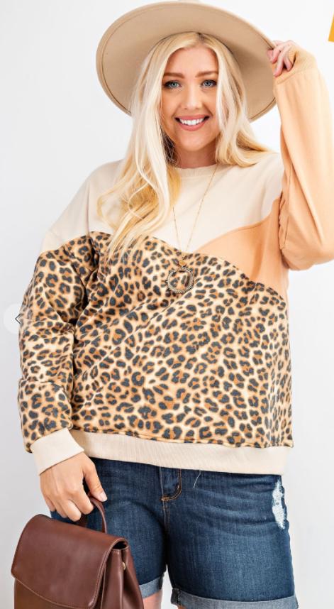 Wildly Cozy Pullover