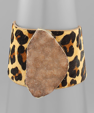 Lucky Leopard Bracelet