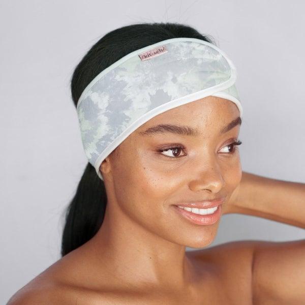 Don't Sweat it  Headband- Tie Dye