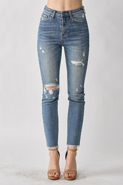 Feeling So Free Jeans - Medium
