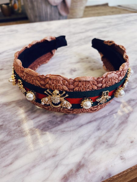Alright By Me Headband-Pink