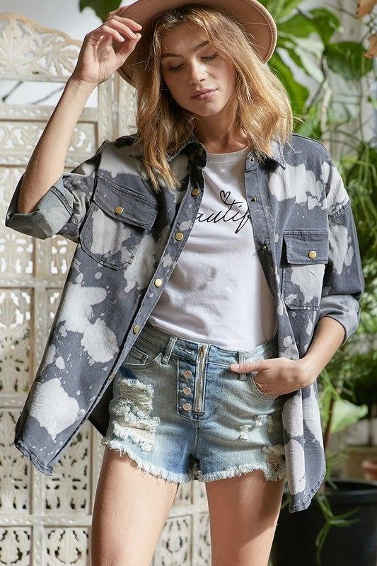All Together Now Oversized Jacket
