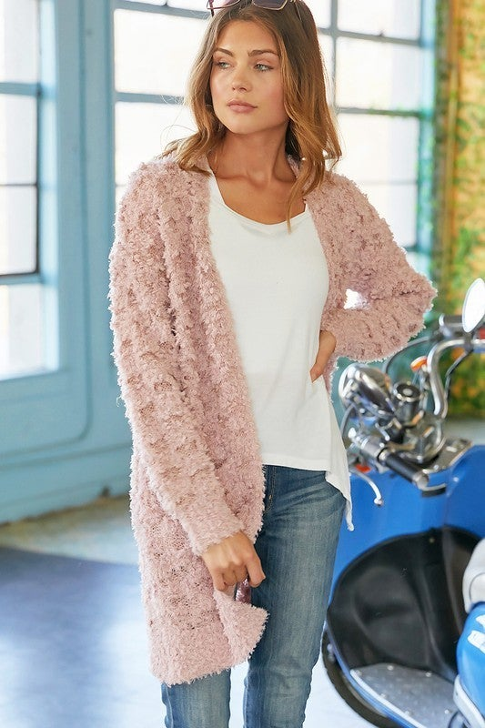 Reg/Plus Home for The Holiday Cardigan