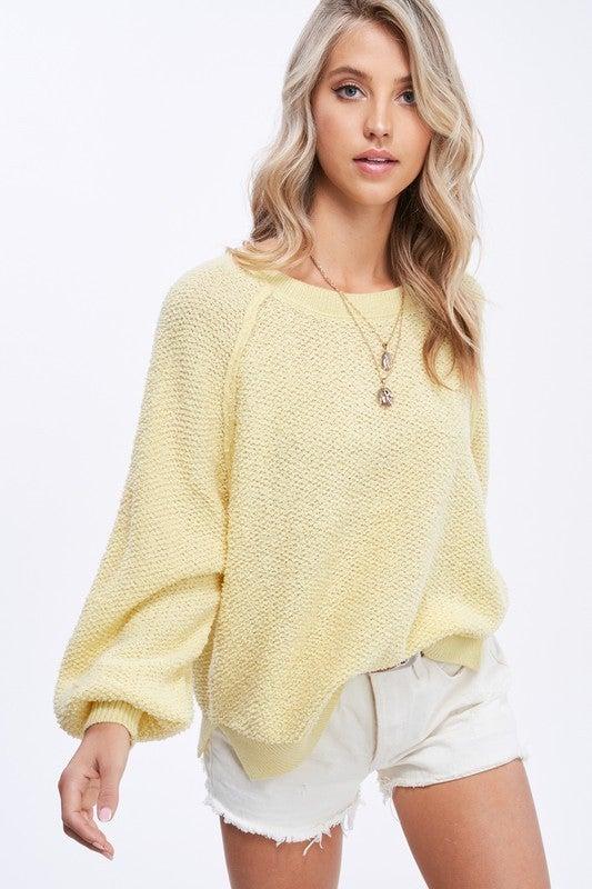 Stay Sweet Sweater