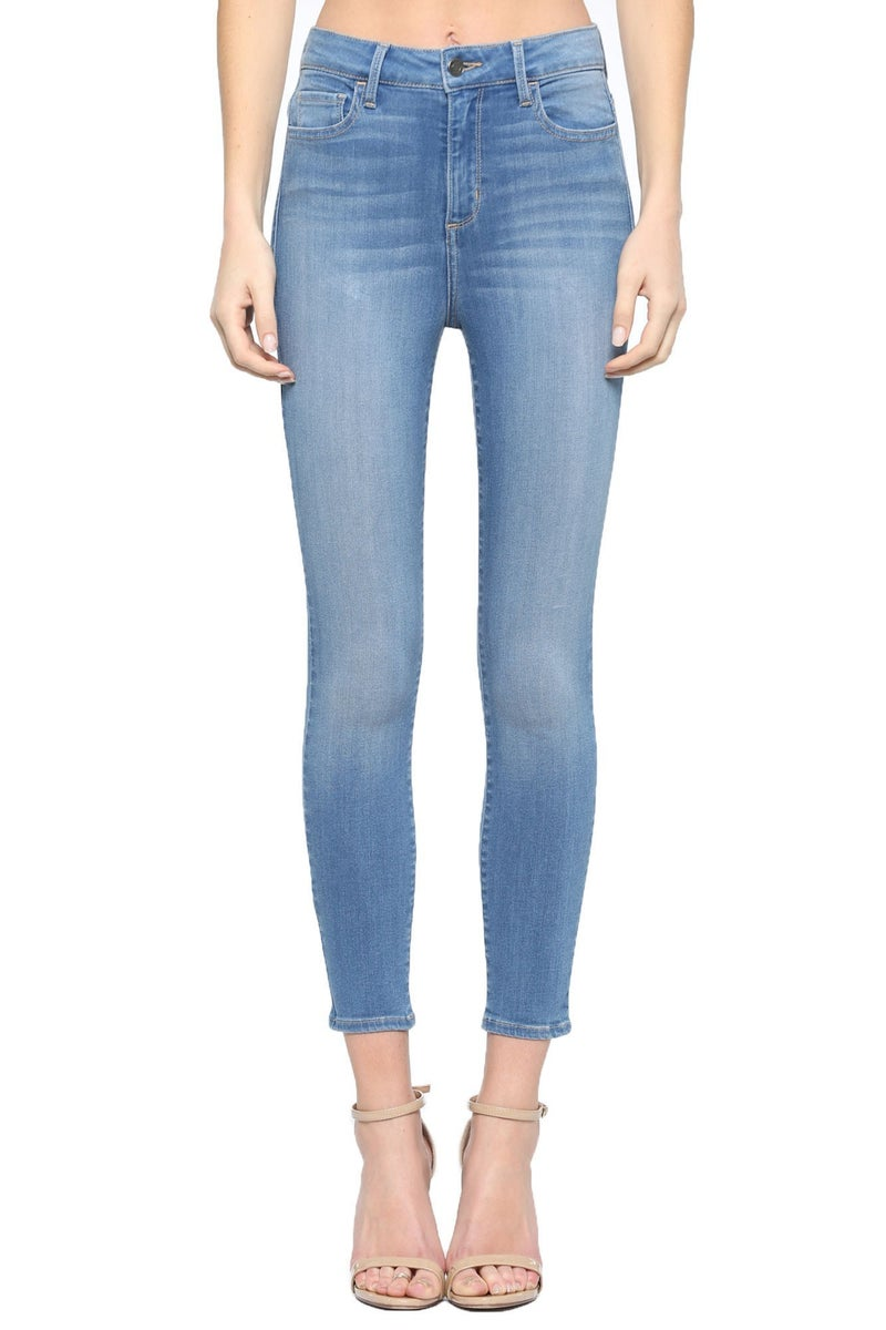Rise Up Skinny Jeans