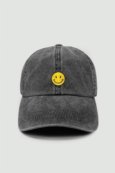 Just Smile Baseball Cap