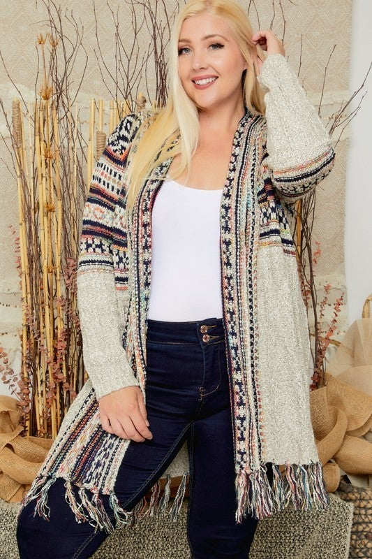 Let's Go to Mexico Cardigan