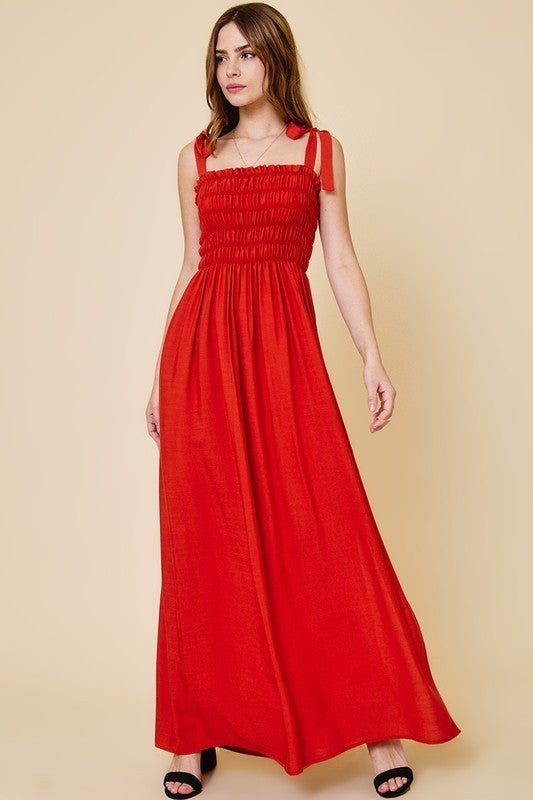 Look At Me Dress - Red