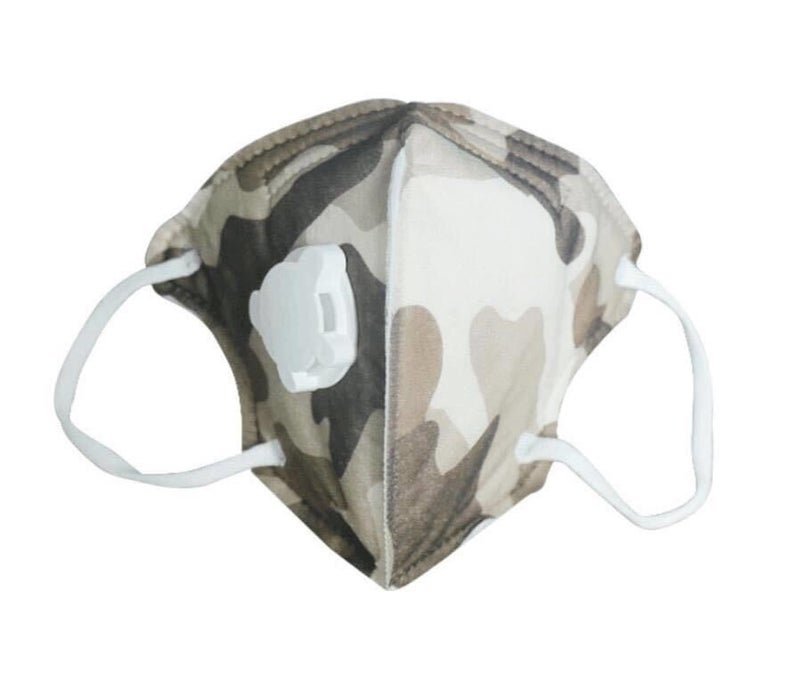 Child Face Mask with Respirator *Read Description*