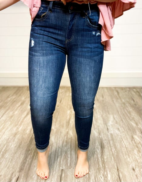 The Go-To Mid-Rise Jean