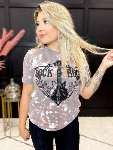 Rock & Roll Band Tee (S-3X)