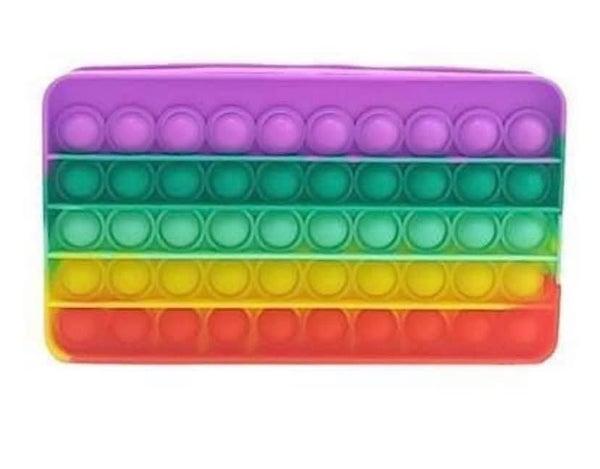 Popit Pencil Case-Multiple Colors