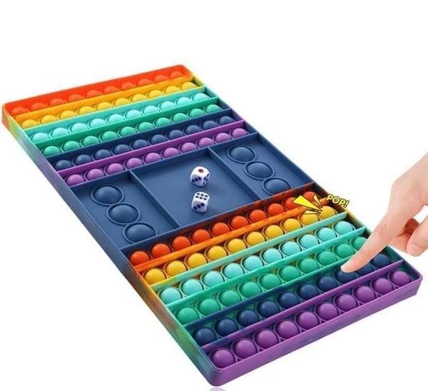 Popper Game Board-Multiple Colors