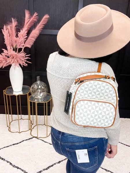 Backpack Wallet Set