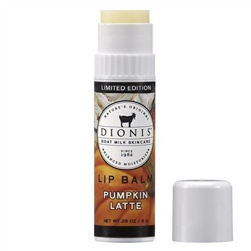 Pumpkin Latte Goat Milk Lip Balm **USA MADE & TWICE THE SIZE**