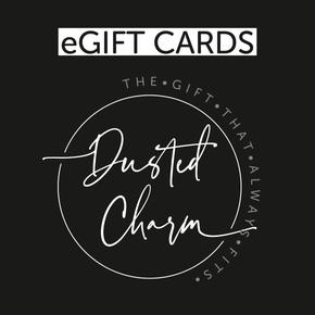 Dusted Charm eGift Card