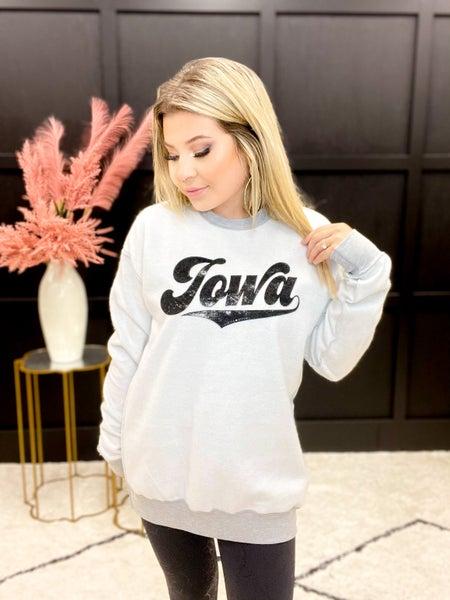 Inside Out Ultra Soft Iowa Sweatshirt (S-3XL)