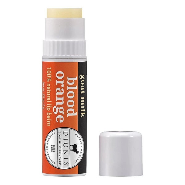 Blood Orange Goat Milk Lip Balm **USA MADE & TWICE THE SIZE**