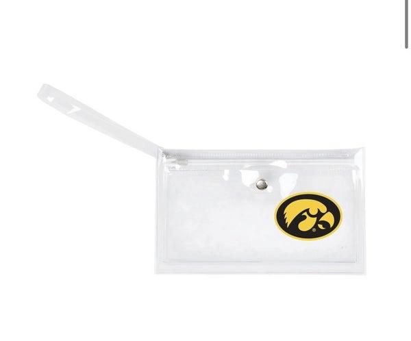 Clear Team Ticket & Phone Wristlet IA / ISU / NE