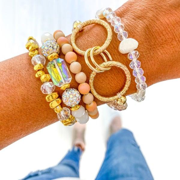 London Stack Bracelet