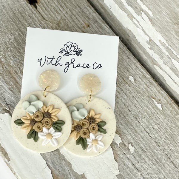 Charmed Florals curated by With Grace Co.