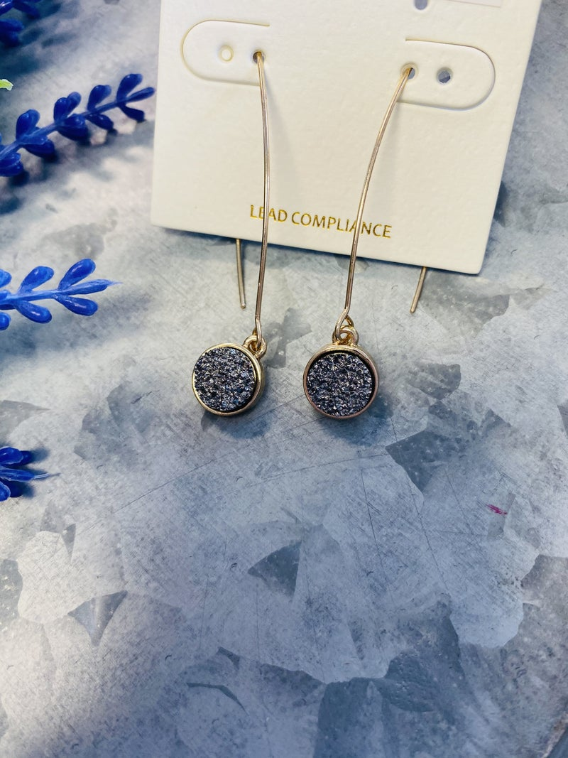 The Victoria Earrings~ 3 Colors