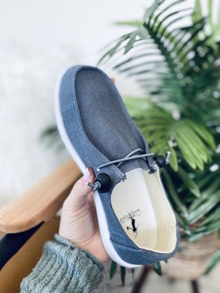 Corky Kayak Denim Sneaker