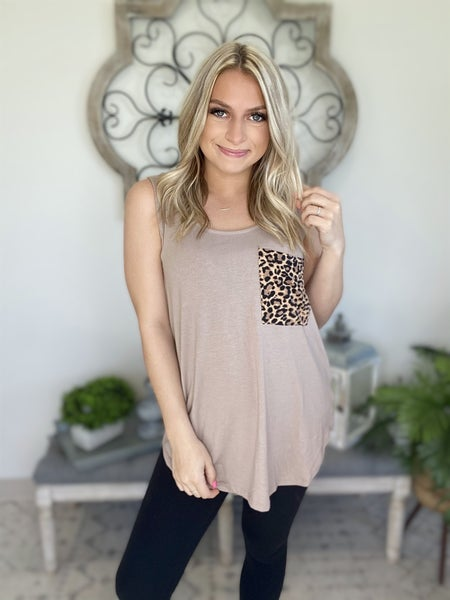 Fiesty Girl Tank Top~3 Colors