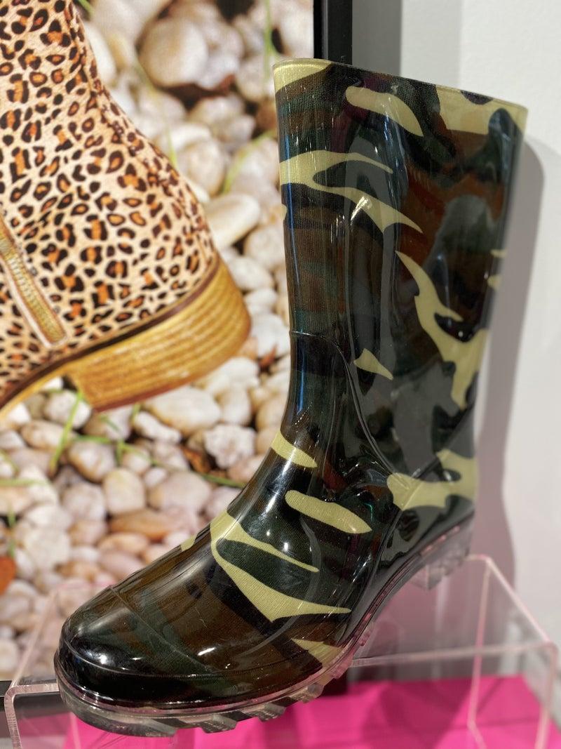 Corky's Riverwalk Rain Boots~ 2 Colors