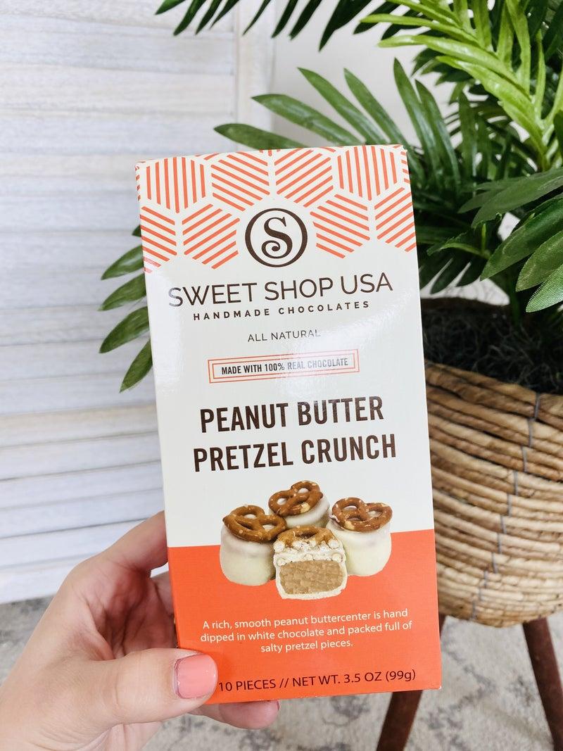 3.5oz Peanut Butter Pretzel