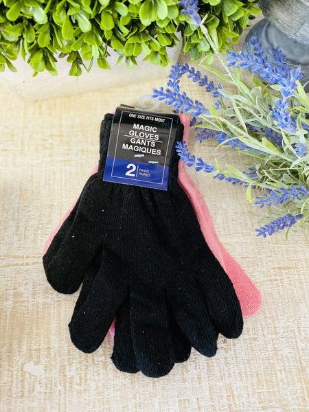 Kids Glove Set~ 2 Pairs