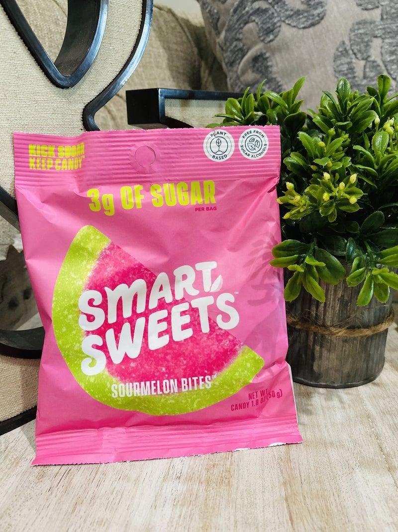 SmartSweets Sourmelon Bites Gummies