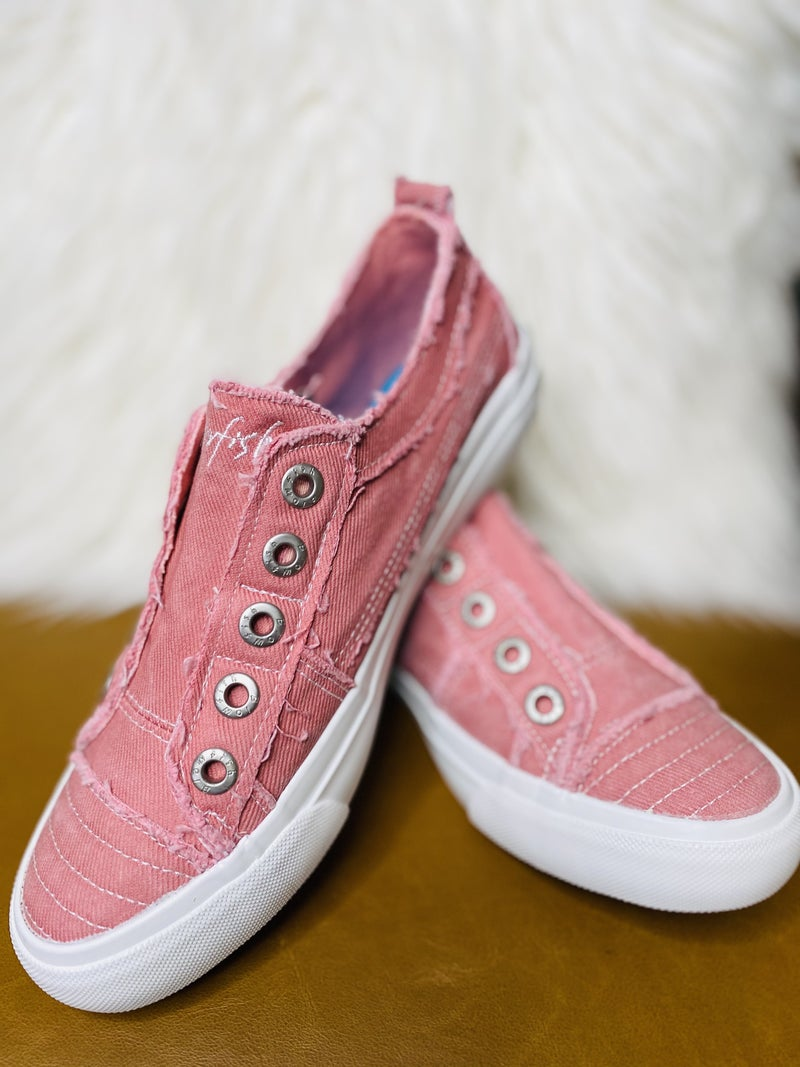 Blowfish Play Dusty Pink Sneakers