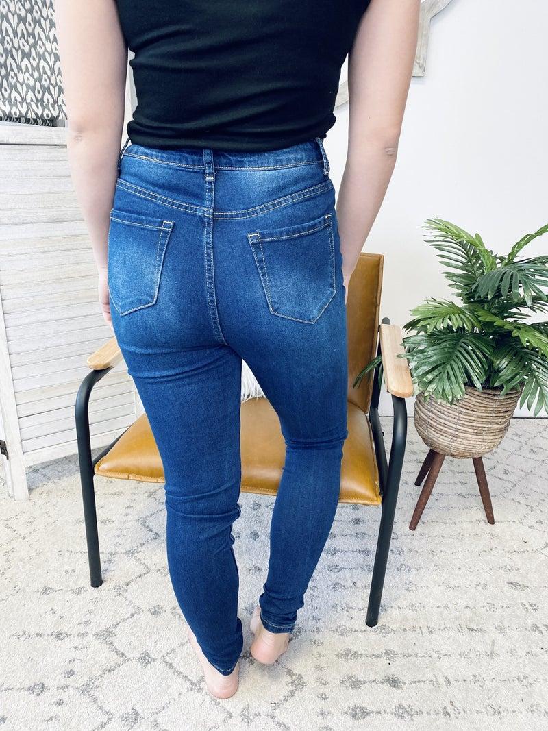 White Birch Free Falling Jeans