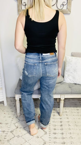 Judy Blue Can't Catch Me Jeans