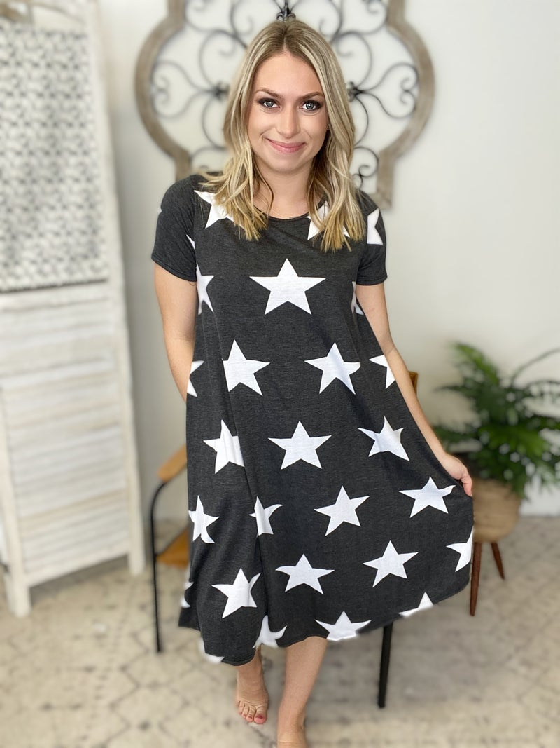 Shooting Star Dress