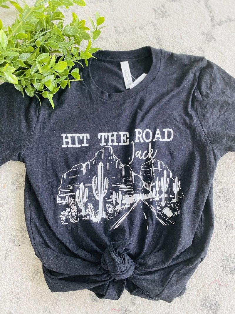 Hit The Road Jack Tee