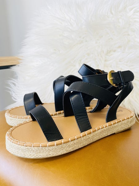 Welcome To Peru Sandals