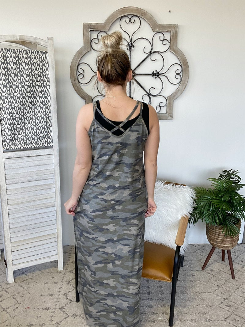 One Things For Sure Dress