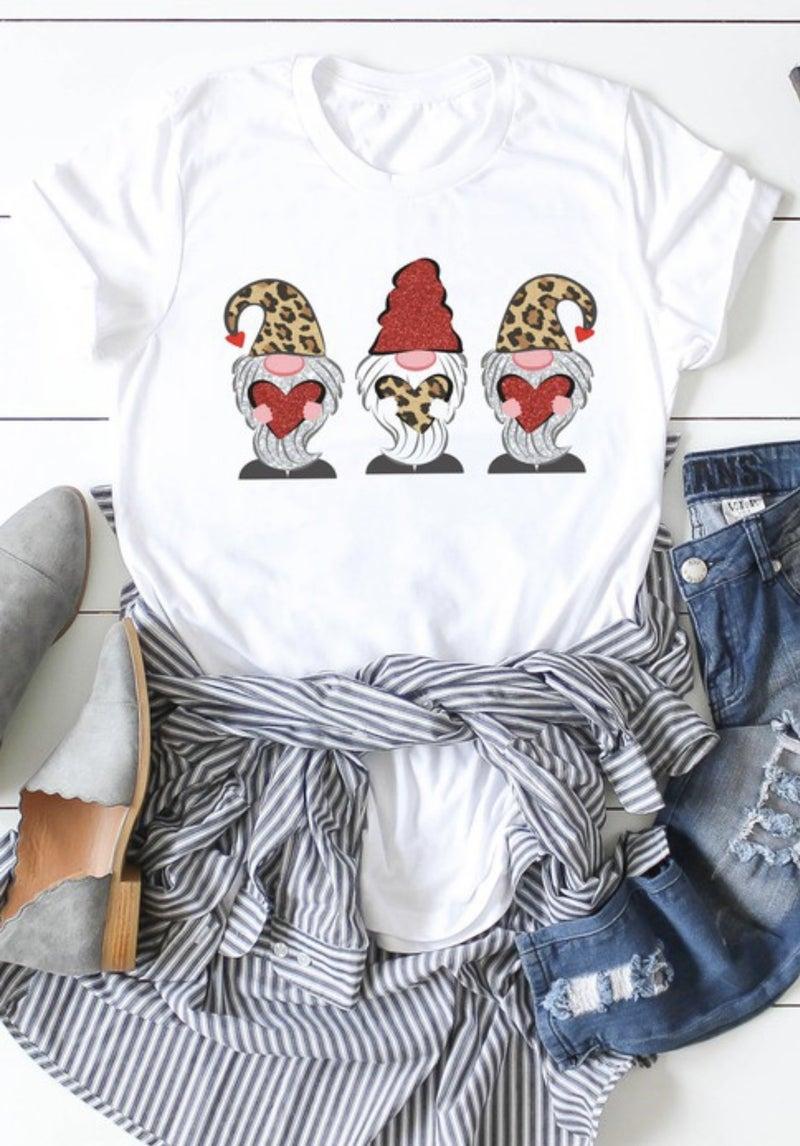 Gnomes Love Tee