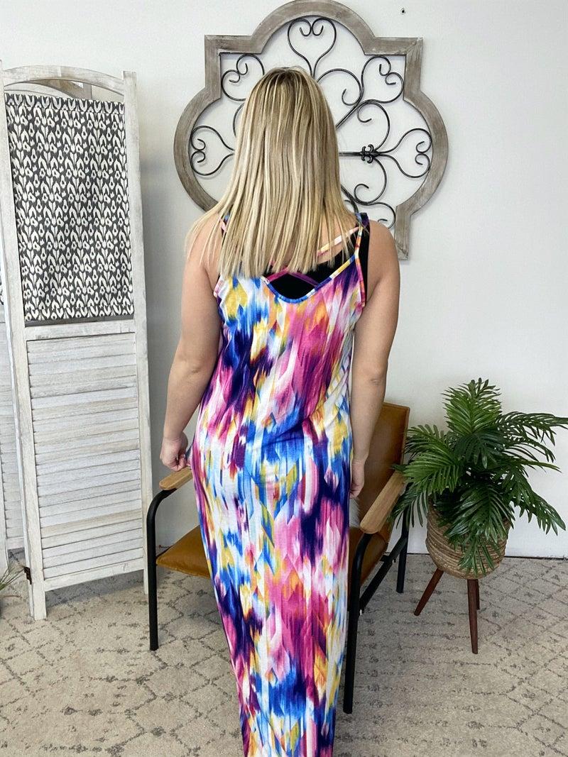 Make It Complicated Dress