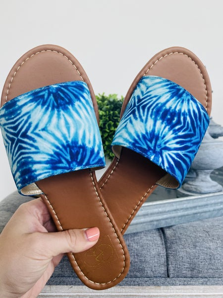 Bluemoon Slipper Sandals
