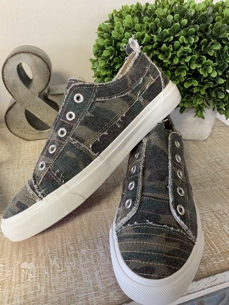 Corky Camo Babalu Sneakers