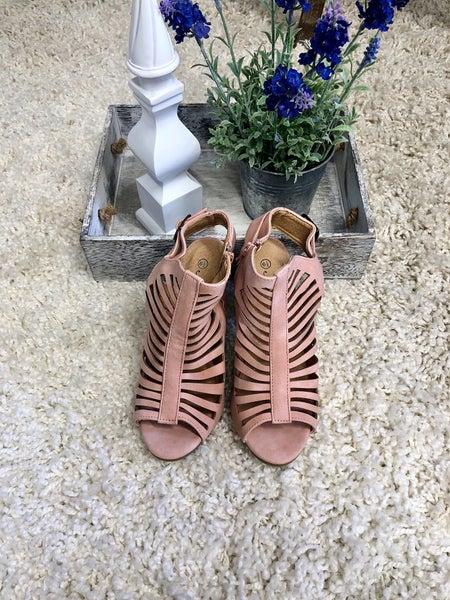 Stylin' Pink Sandals