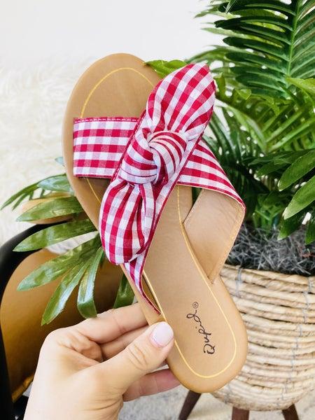 Beach Days Sandals