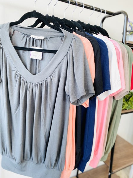 Party All Weekend Top~ 9 Colors